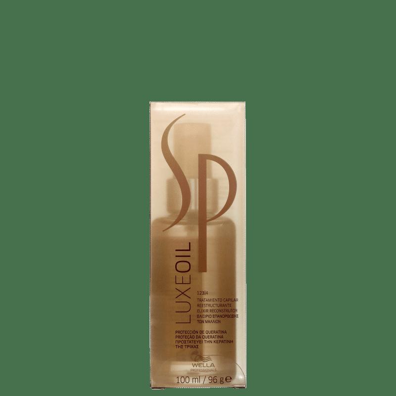 SP System Professional Luxe Oil - Óleo Capilar 100ml