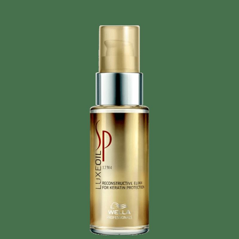 SP System Professional Luxe Oil - Óleo Capilar 30ml