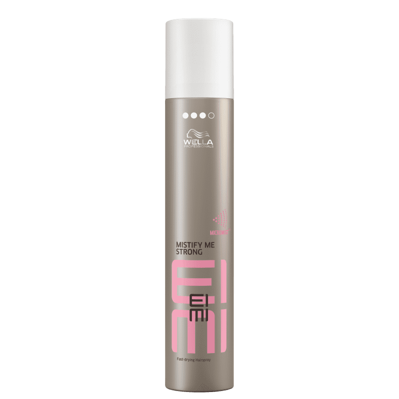 Wella Professionals EIMI Mistify Me Strong - Spray Fixador 500ml