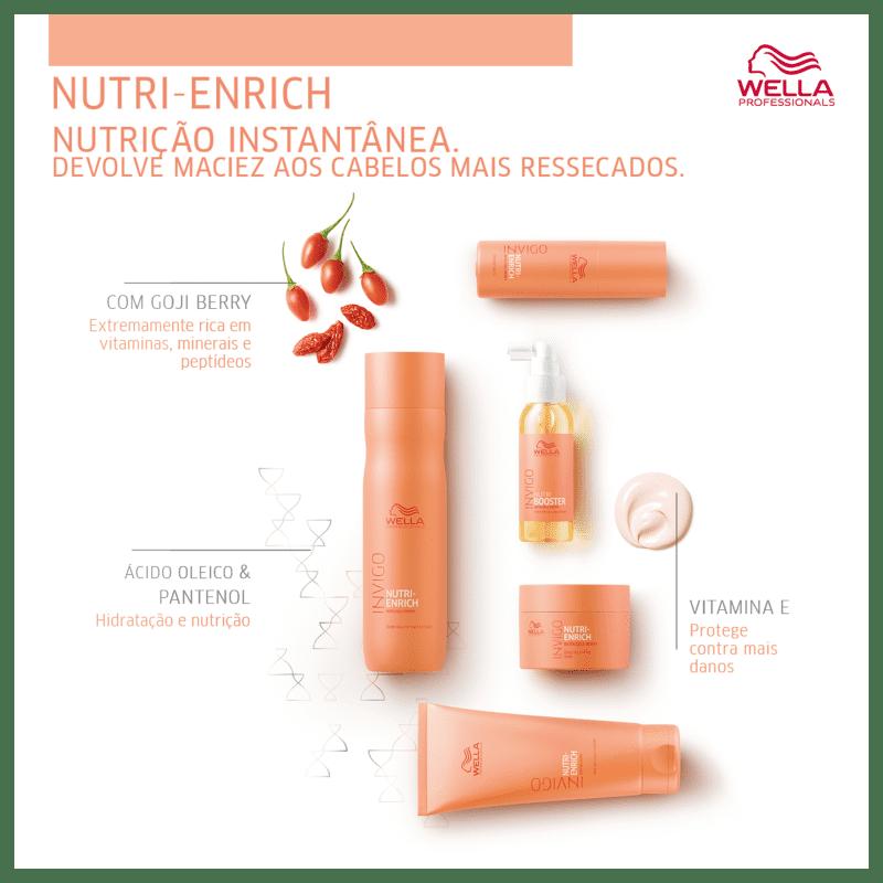 Wella Professionals Invigo Nutri-Enrich - Shampoo 1000ml