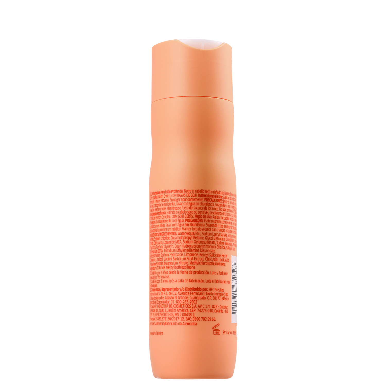 Wella Professionals Invigo Nutri-Enrich - Shampoo 250ml
