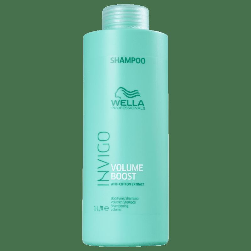Wella Professionals Invigo Volume Boost - Shampoo 1000ml