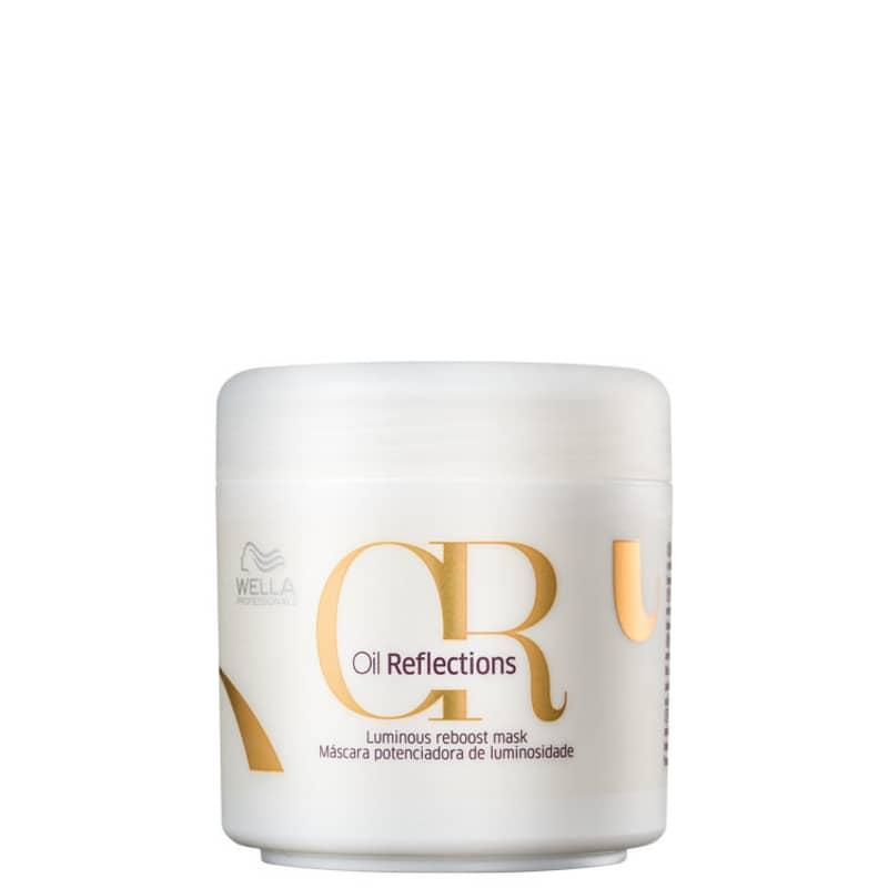 Wella Professionals Oil Reflections Luminous Reboost - Máscara Capilar 150ml