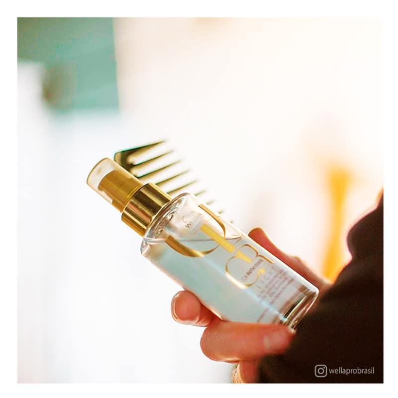 Wella Professionals Oil Reflections Reflective Light - Óleo Capilar 100ml