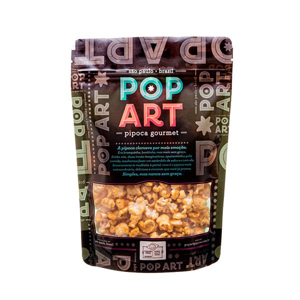 Saquinho Pop Art- Caramelo   - Pop Art