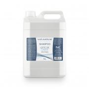 Shampoo Leite de Cabra 5L - Caixa com 04 Galões