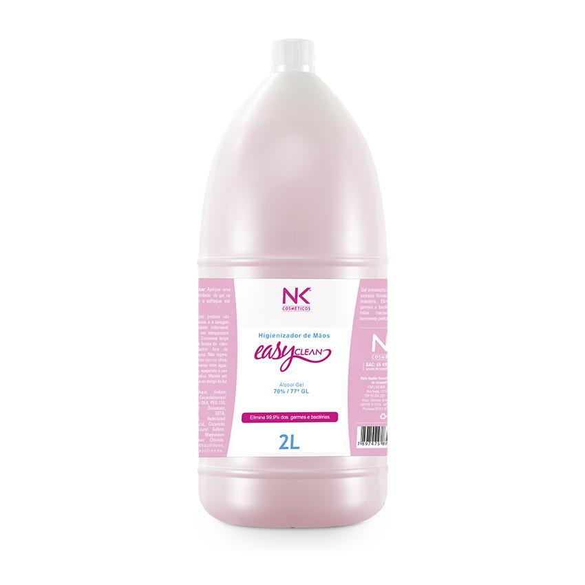 EASY CLEAN Higienizador De Mãos 2L
