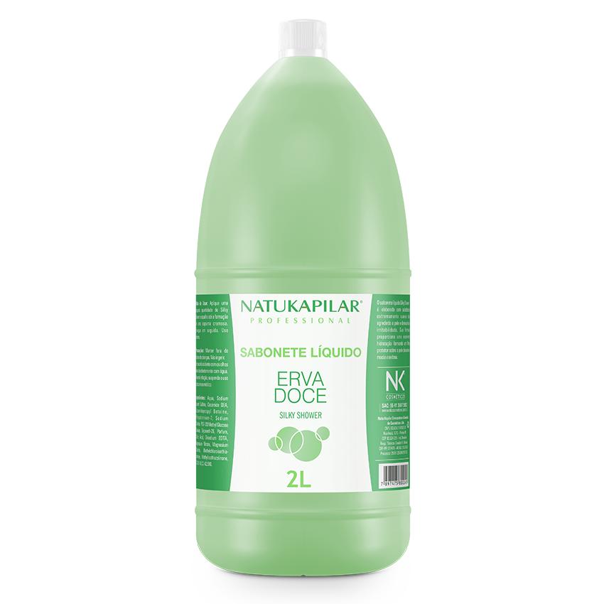 Sabonete Líquido Erva Doce 2L