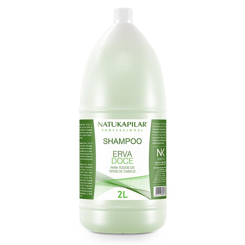Shampoo Erva Doce 2L