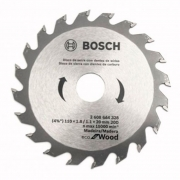 Disco de Serra Bosch 110mm x 20D