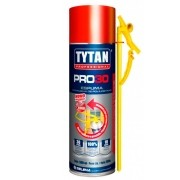 Espuma Expansiva PRO-30 500ml Profissional para Portas e Janelas - TYTAN-40390