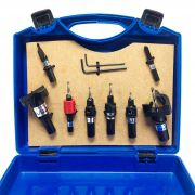 Kit Profissional para Marceneiros 8 Peças - 0264 - Metali