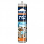 Silicone Monta e Fixa para Exterior PL600 375gr - Henkel