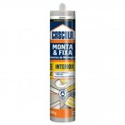 Silicone Monta e Fixa para Interior PL500 360gr - Henkel