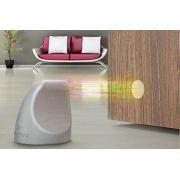 Trava Porta Magnetico Preto Brilhante Comfort Door