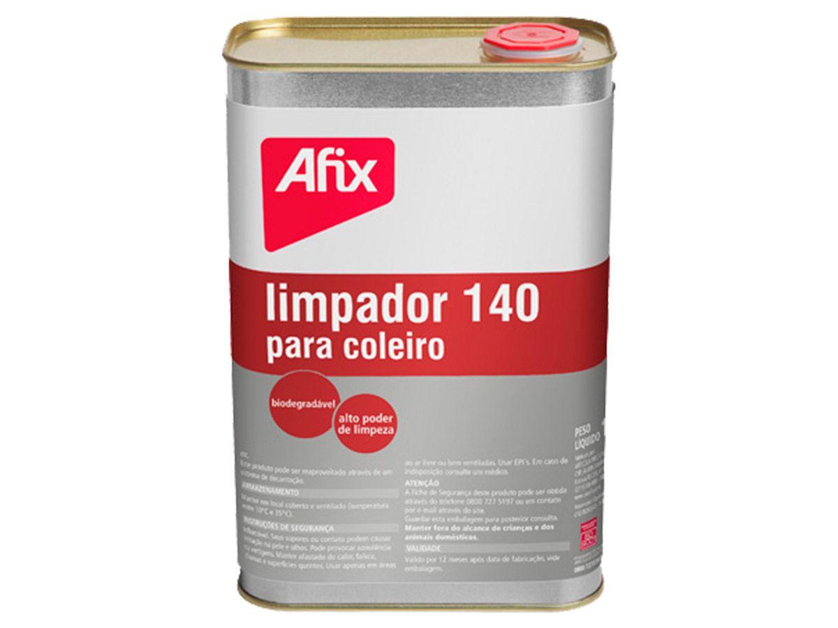Limpador 140 para Coleiro 01 Litro Artecola