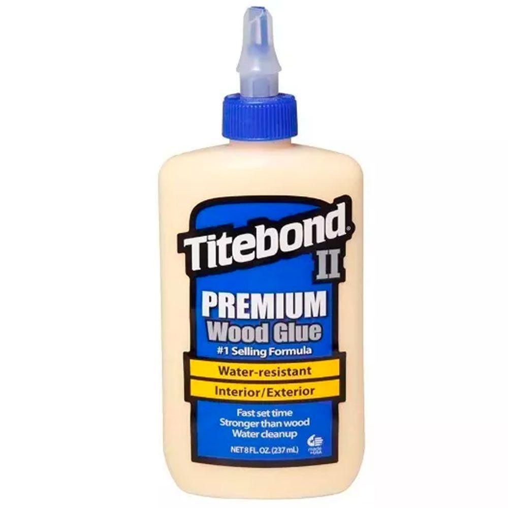 Cola para Madeira II Premium Wood Glue Titebond 236 ml