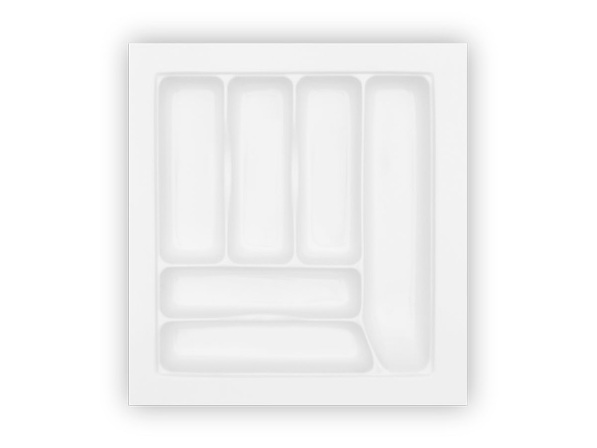 Divisor De Talher Dt070 456 X 491 Mm Mm Para Gaveta - Cinza