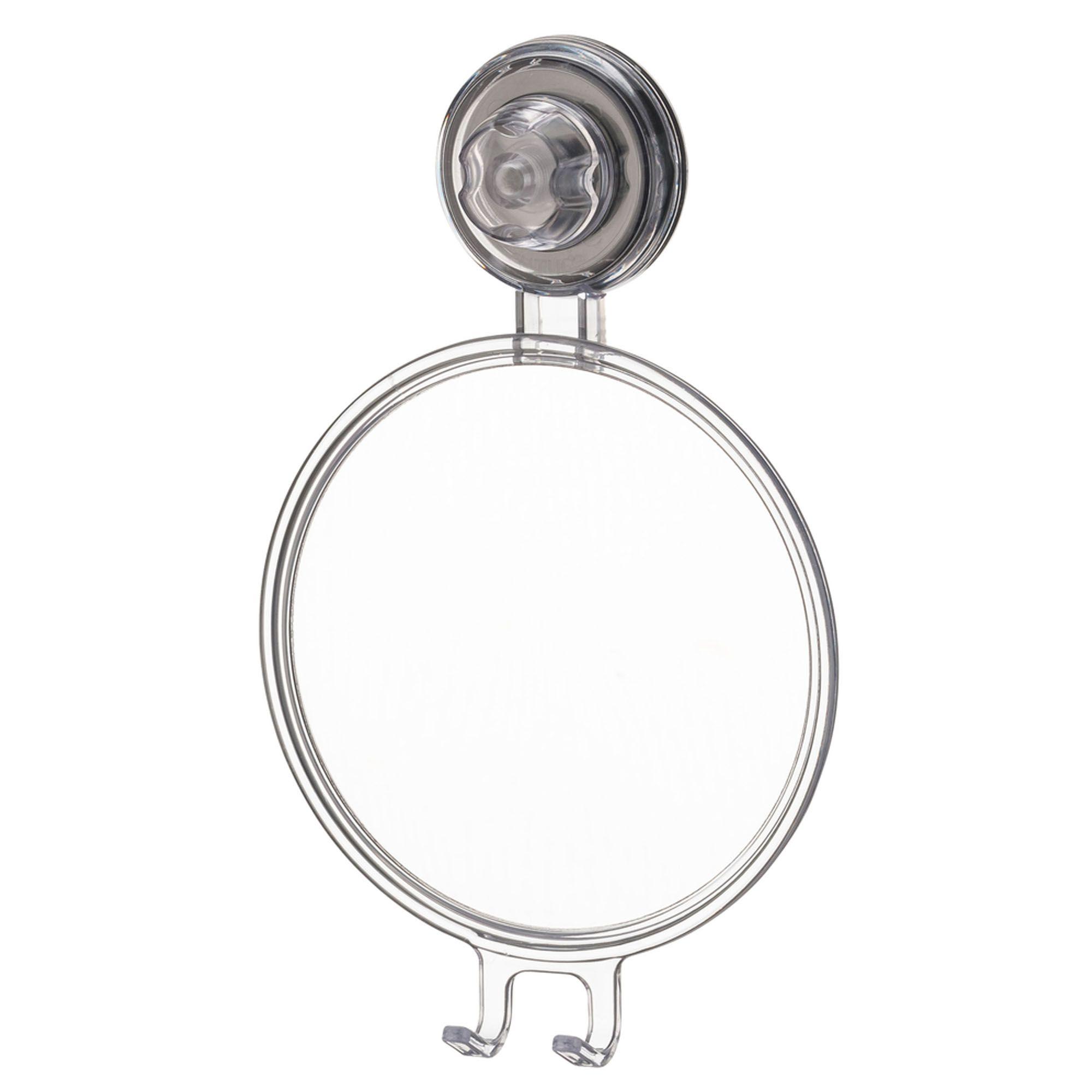 Espelho Antiembaçante c/ Ventosa 406 - FUTURE