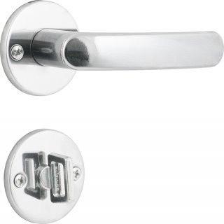 Fechadura Aliança Banheiro 2800/11 IP Inox