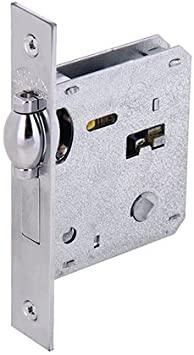 Fechadura Arouca Trinco Rolete Banheiro 4150/45 IP - Cromado