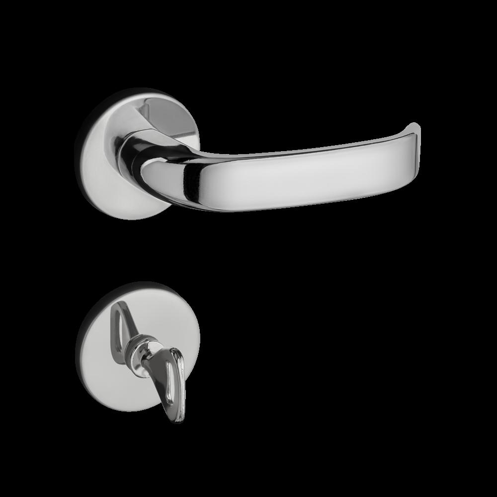 Fechadura Pado Concept 413 - Cromado