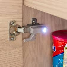Luz de led de encaixa para Dobradiças