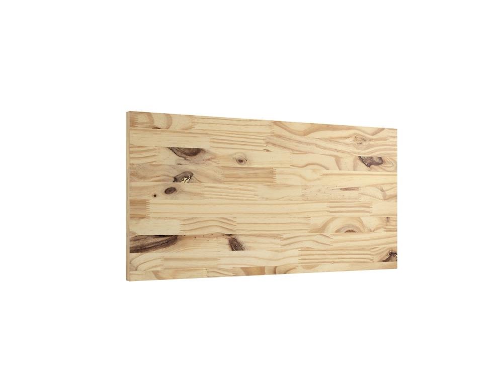 Painel Pinus Finger C/Nó - 2500x1200mm
