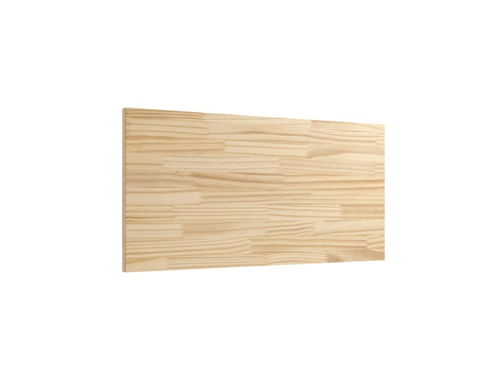 Painel Pinus Finger S/Nó - 2750x1200mm