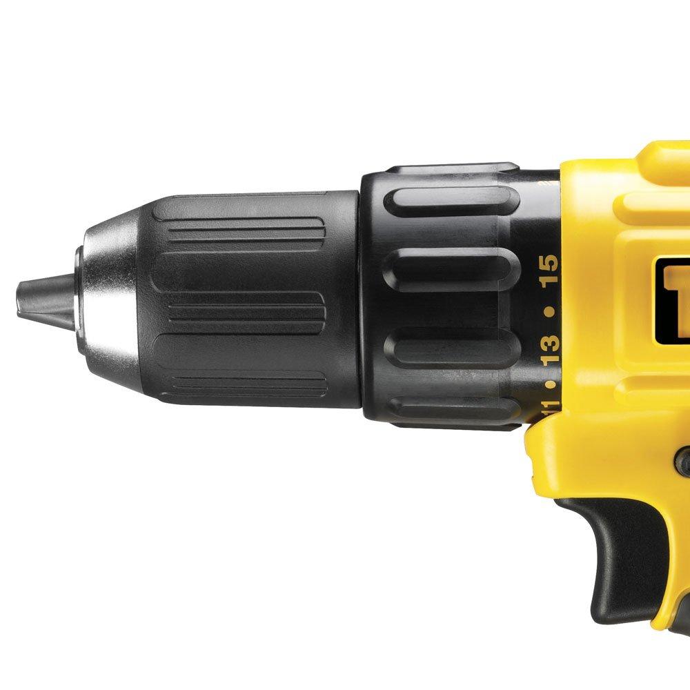Parafusadeira e Furadeira à Bateria Dewalt Imp. 13mm - DCD776C2BR