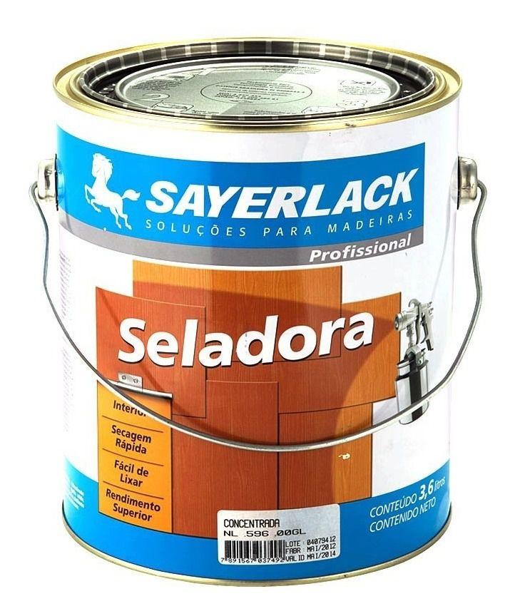 Seladora Concentrada 3,6L NL596 00 - SAYERLACK