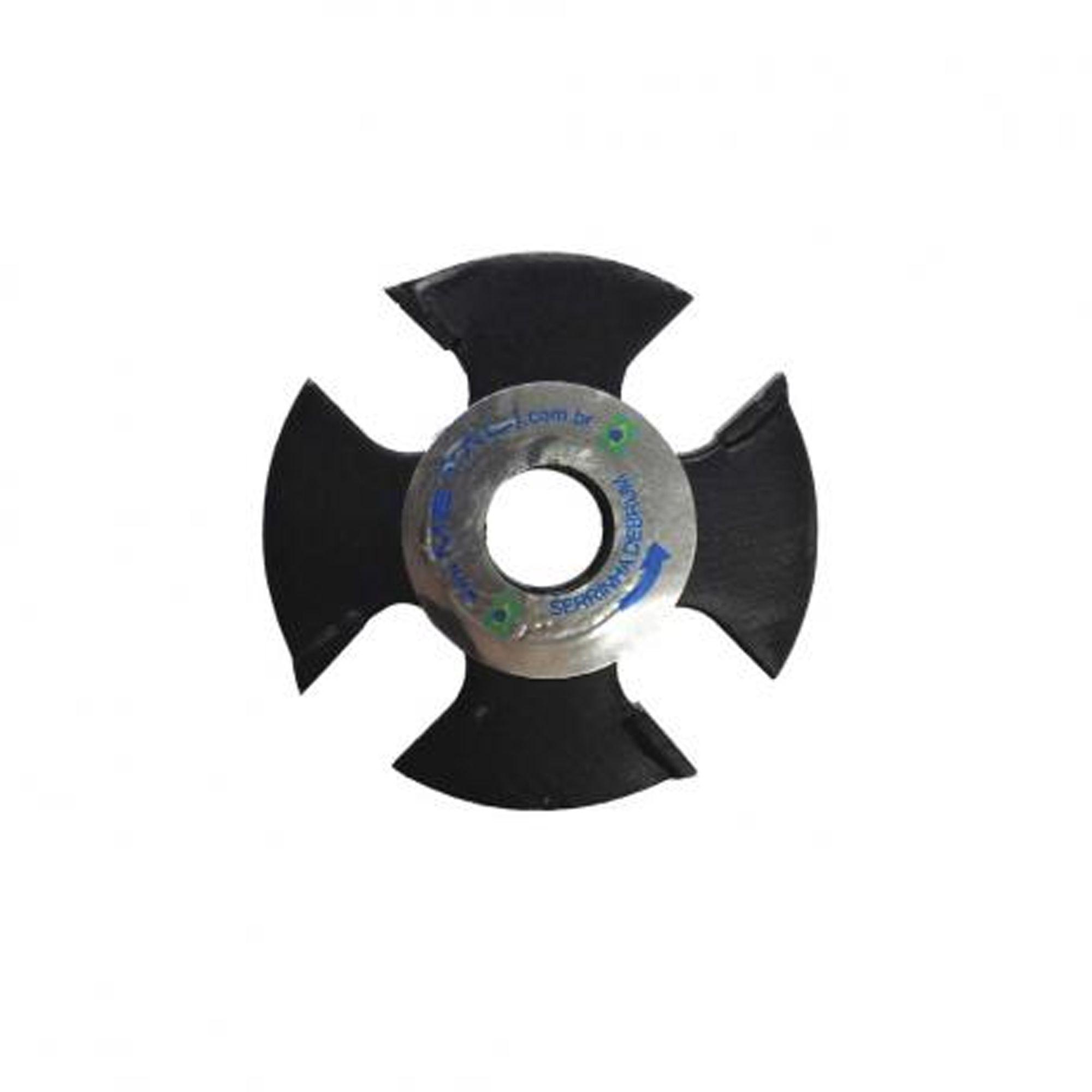 Serra Debrum 40 x 3,5MM P/ Haste 6MM Metali 088