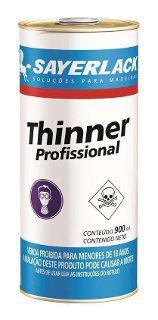 Thinner Profissional DN4288 900ML - SAYERLACK