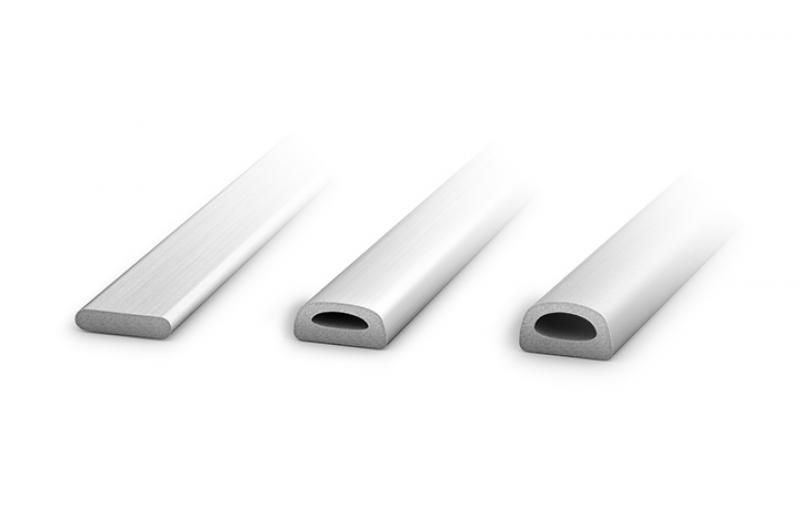 Veda Fresta 6mm Branco - 6mts Comfort Door