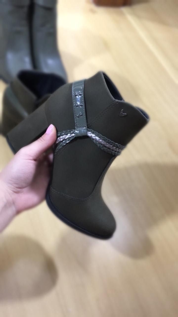 Um bapho em forma de bota! Mississipi Ref.Q2434-20