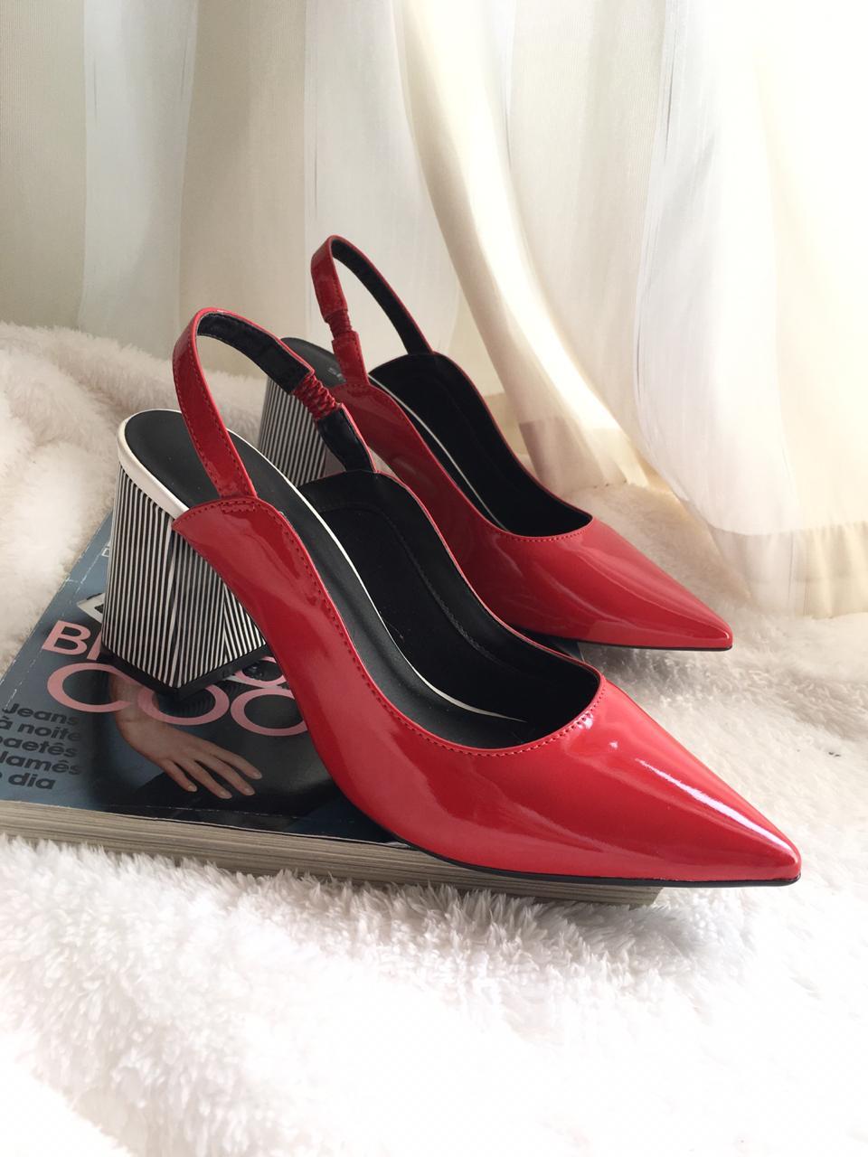Hoje é dia de arrasar! Sapato Serafini July Ref.420106321-20