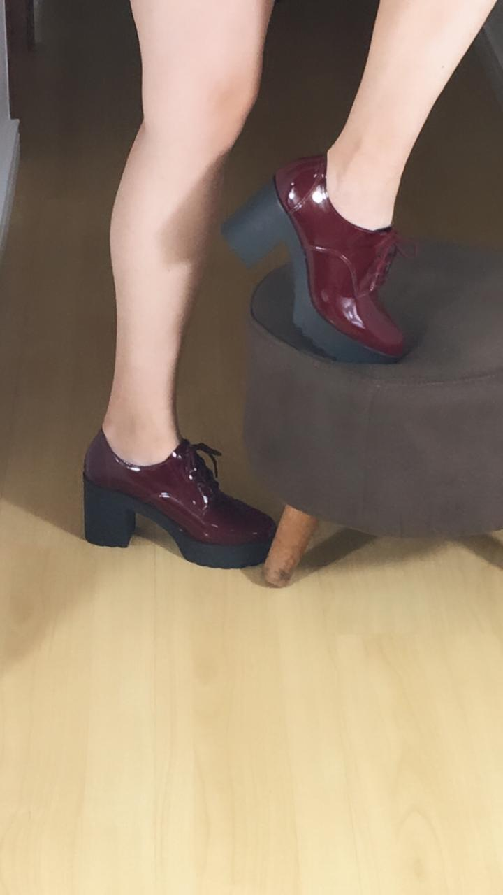Sapato Moleca Oxford Ref.5647211-20
