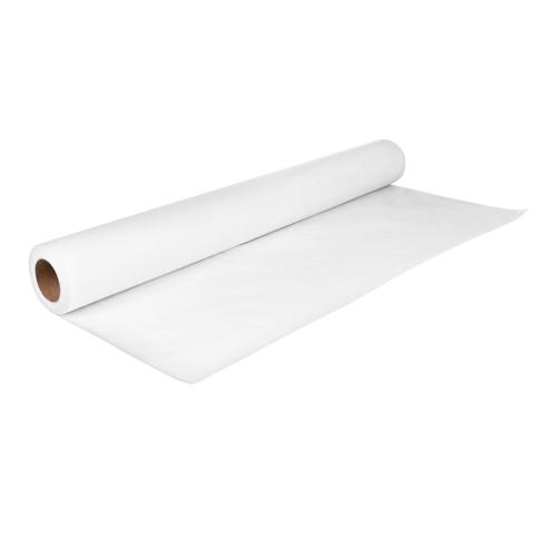10 Lençóis de papel extra branco - 70cm x 50m - Gianini's
