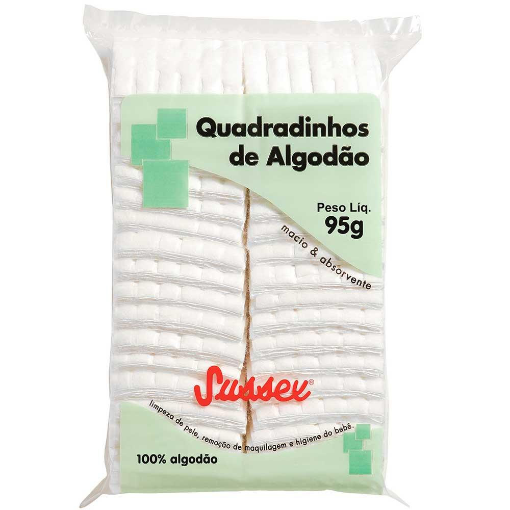 ALGODÃO QUADRADINHO ''SUSSEX