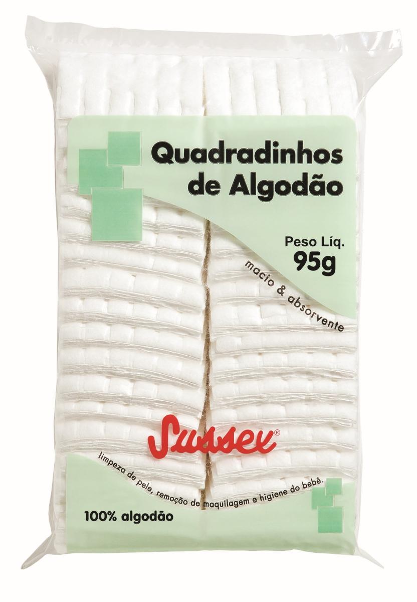 ALGODAO QUADRADO - 95 G