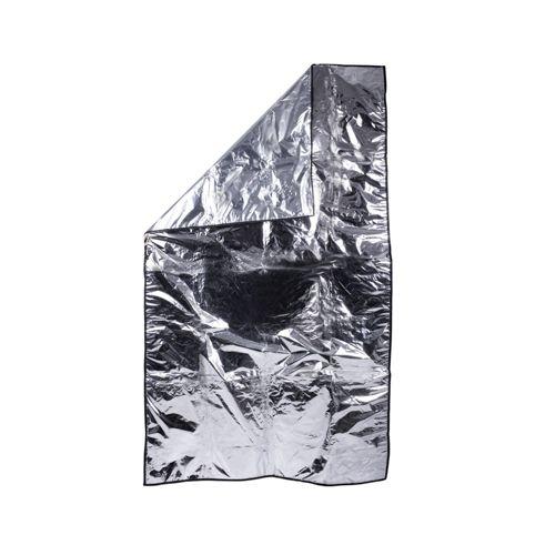 MANTA FORRADA C/ PLASTICO INC. E VIEZ - 1M X 1,80M