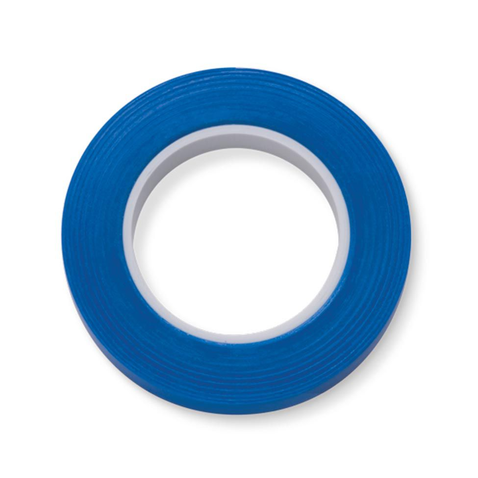ROLO DE FITA COLORIDA 9,52MM AZUL 1 PC/EMB