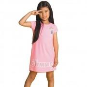 Vestido Infantil Arco-Iris