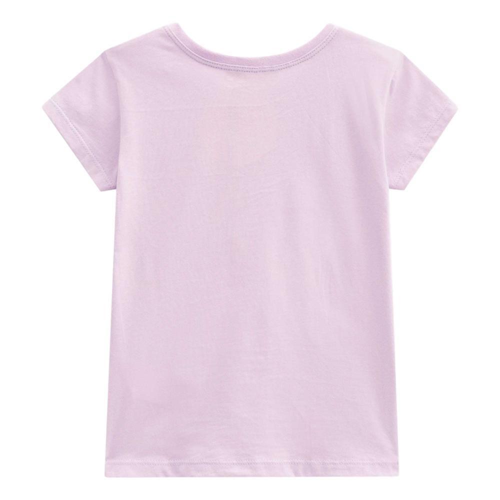 Camiseta Manga Curta Unicórnio