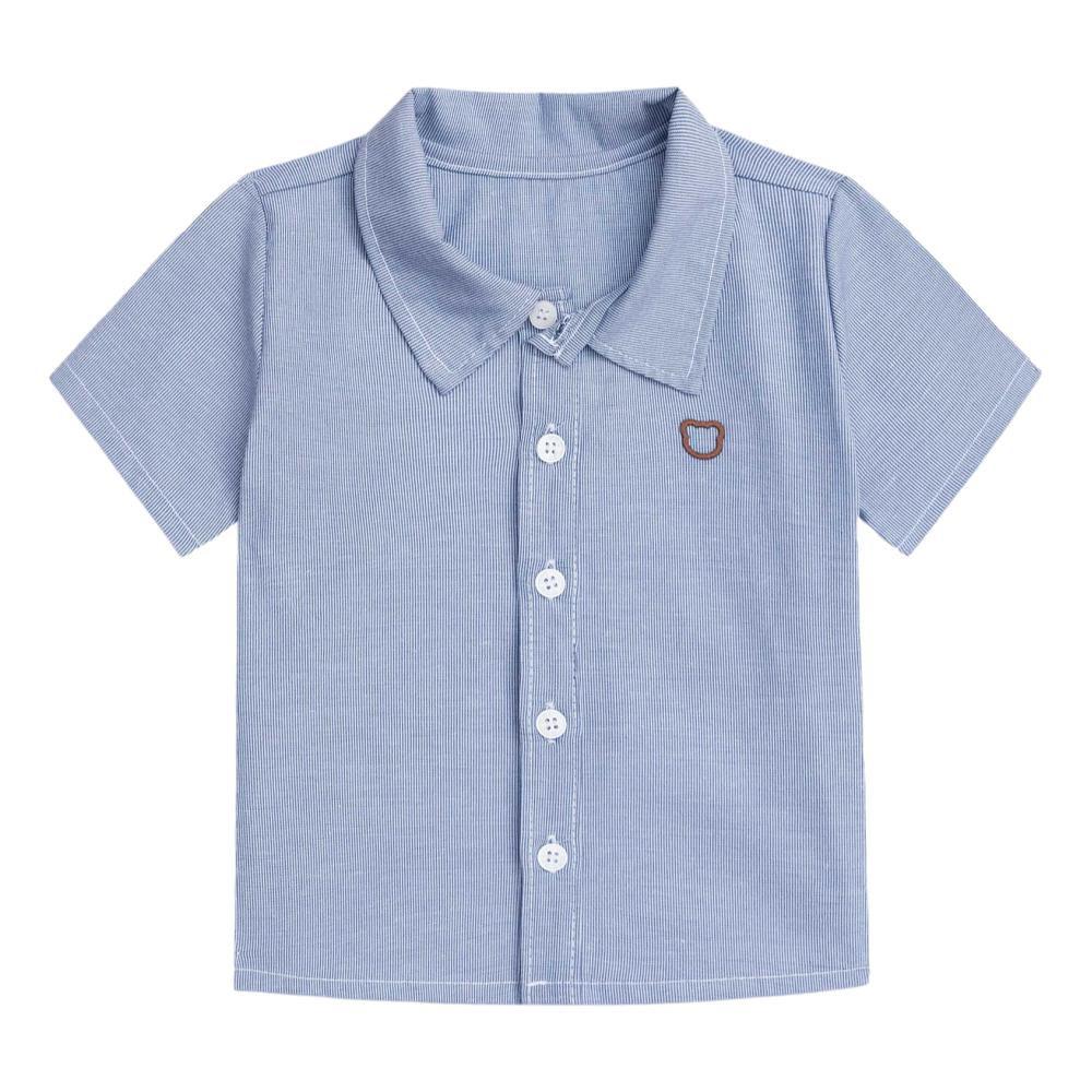 Conjunto Camisa, Body e Bermuda