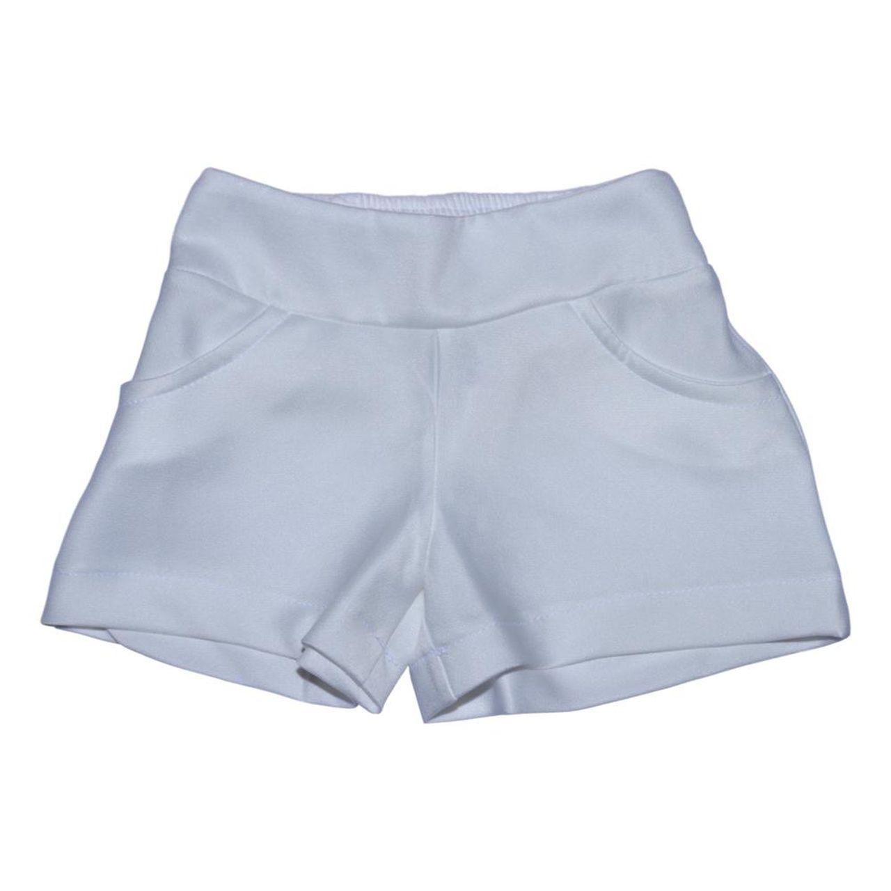Conjunto Shorts e Bata Poly Coelho Bailarina