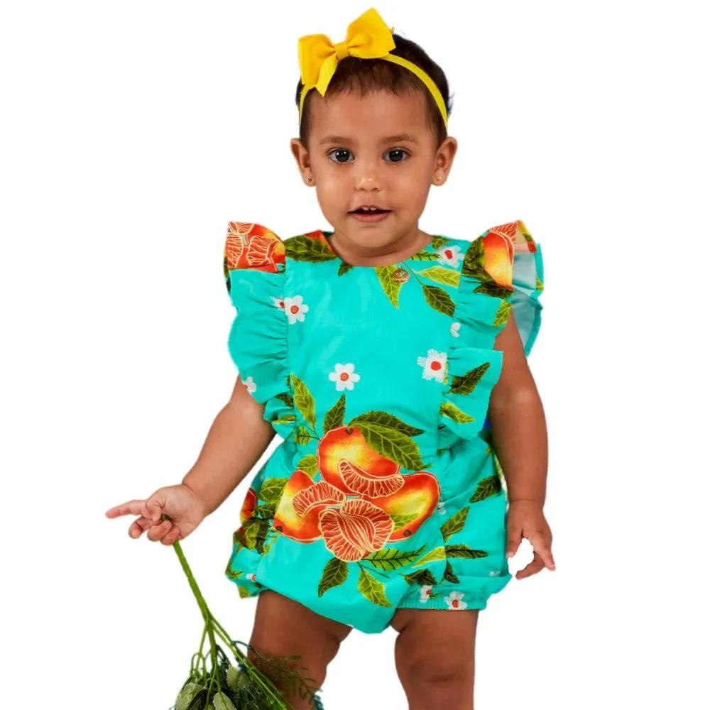Macaquinho Bebê Feminino Mexericas Precoce