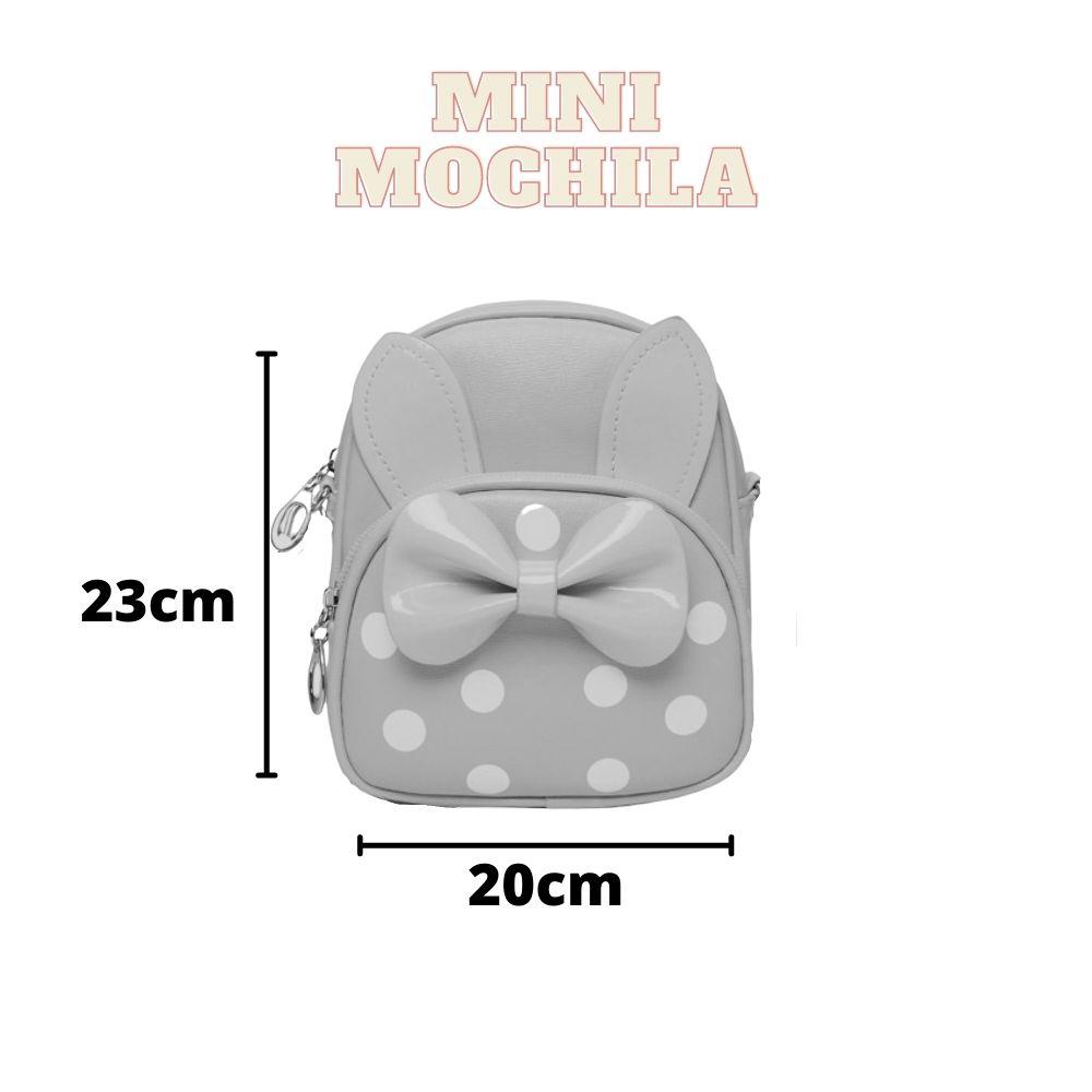 Mochila Coelhinha
