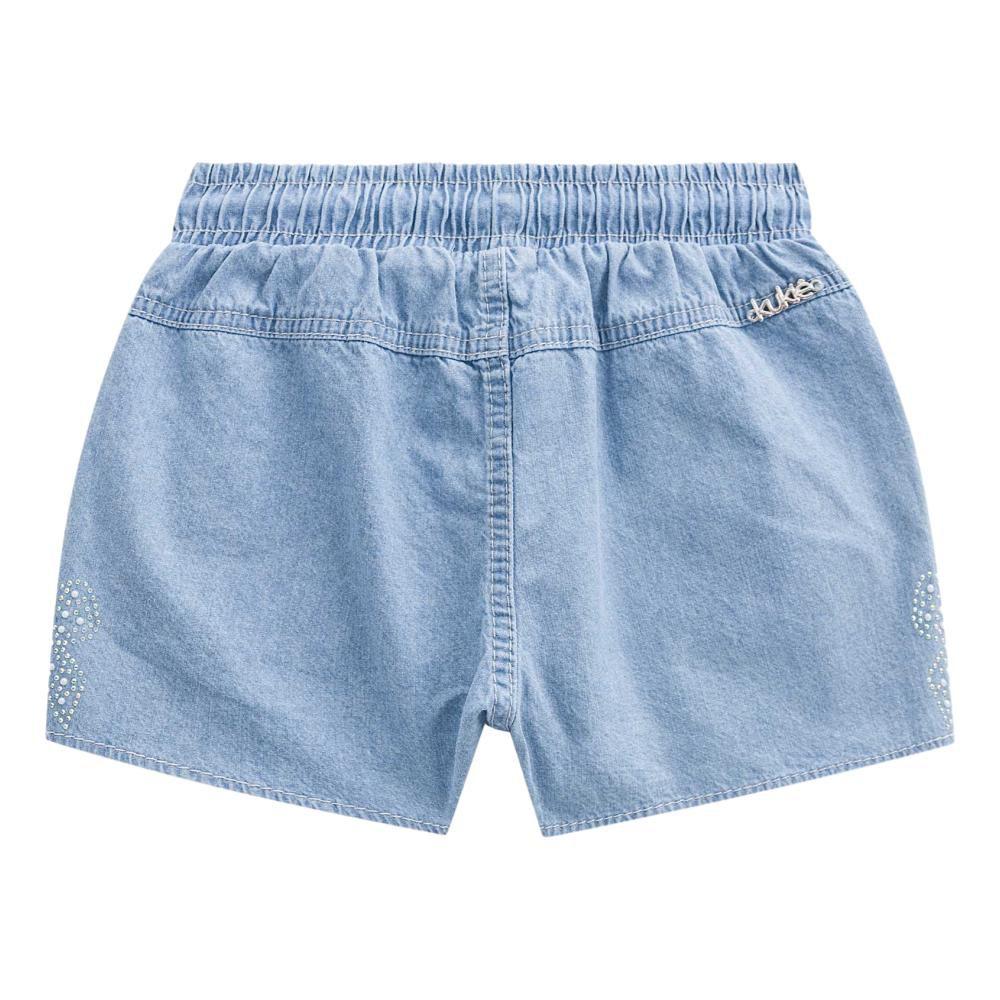Shorts em Jeans