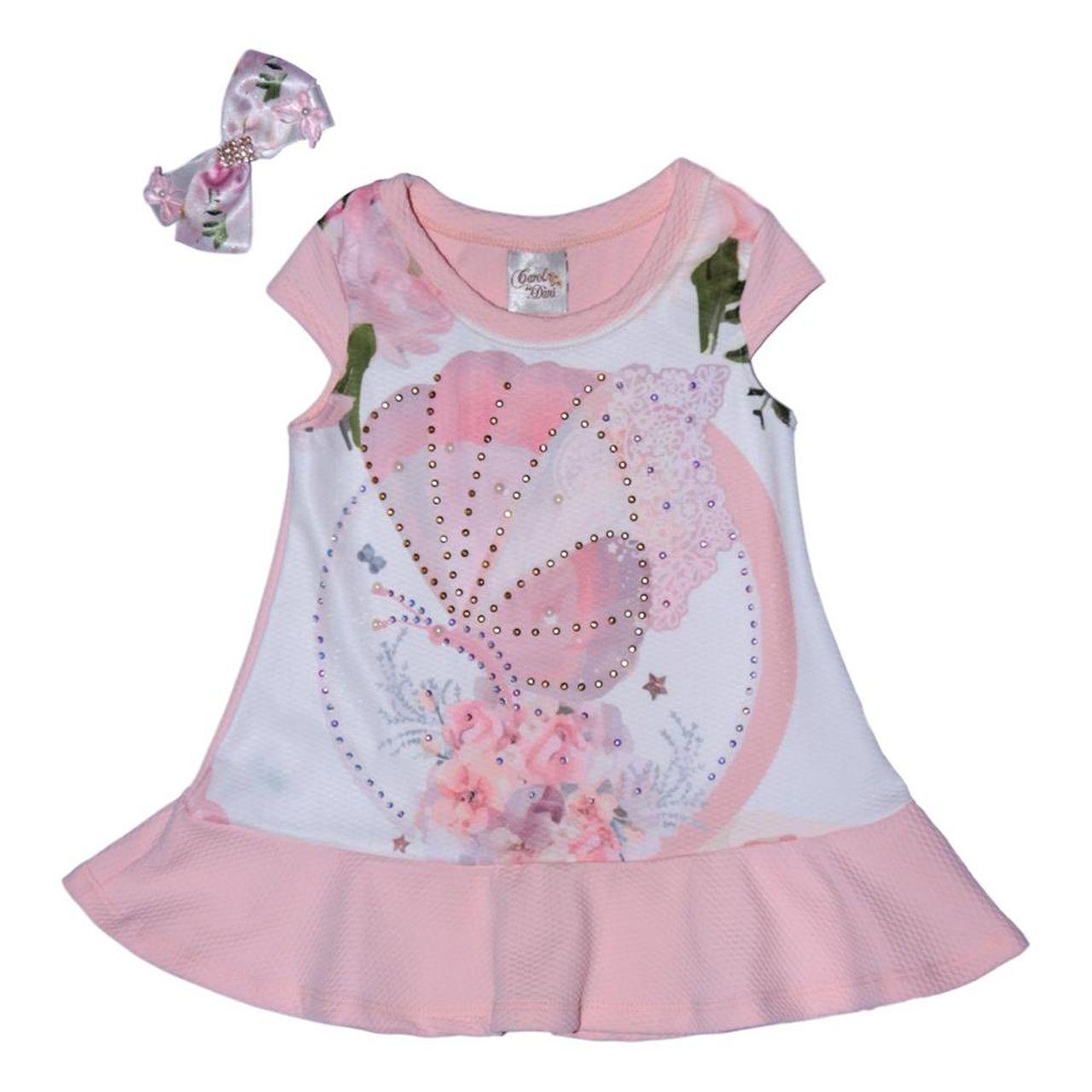 Vestido Colmeia Borboleta